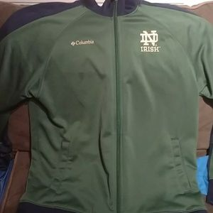 Columbia Omnishield Irish jacket